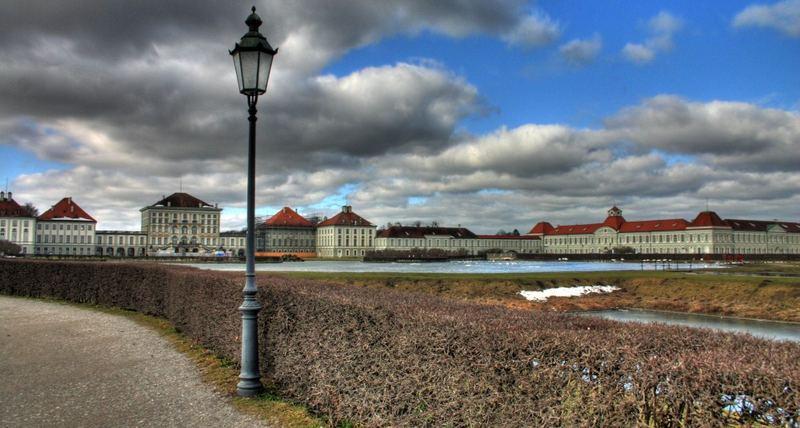 Schloss Nymphenburg HDR