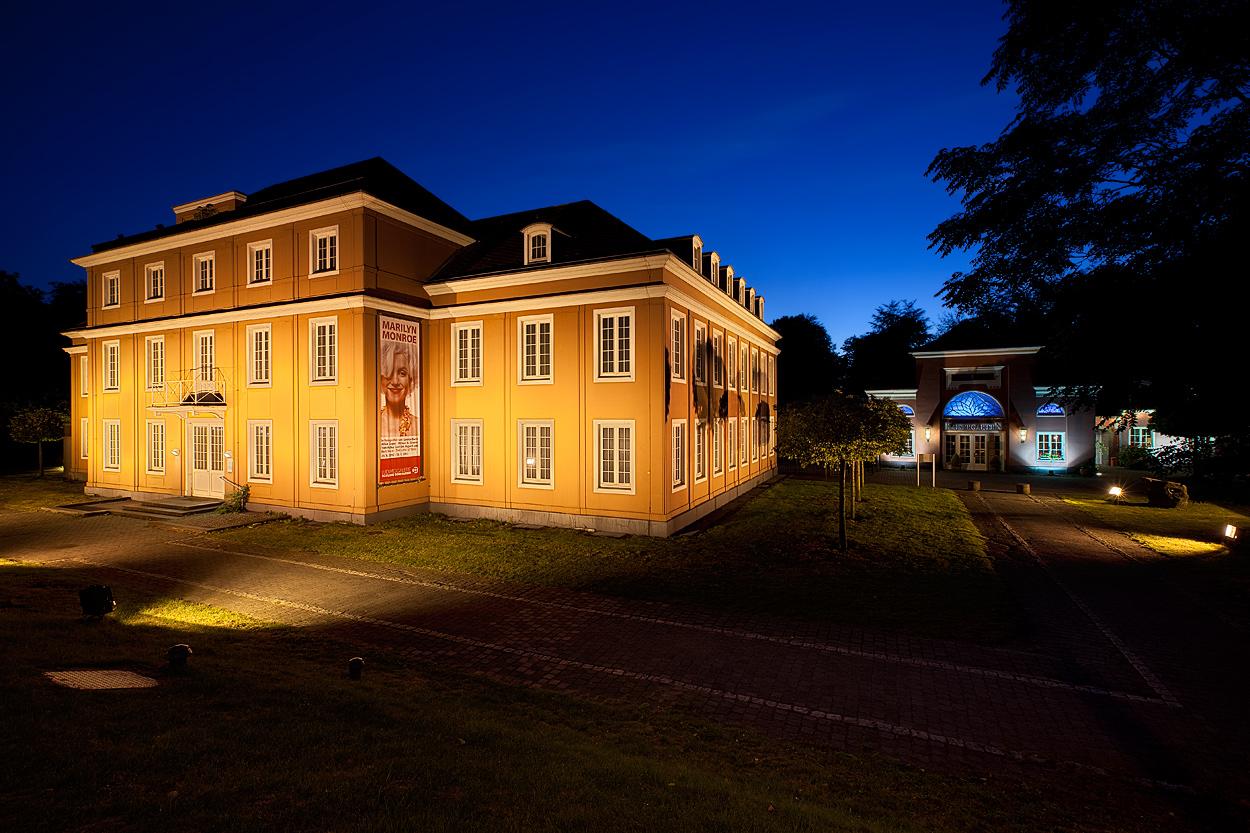 Schloss Oberhausen III – Herrenhaus und Restaurant
