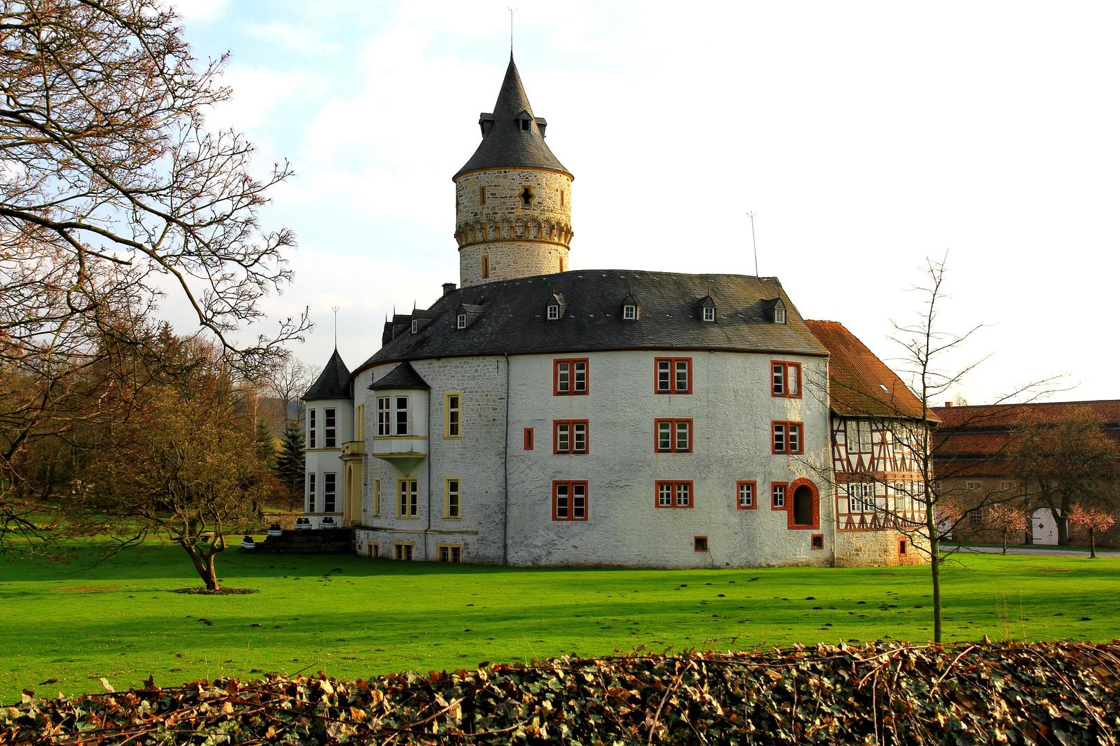 Schloss Oelber am weißen Wege