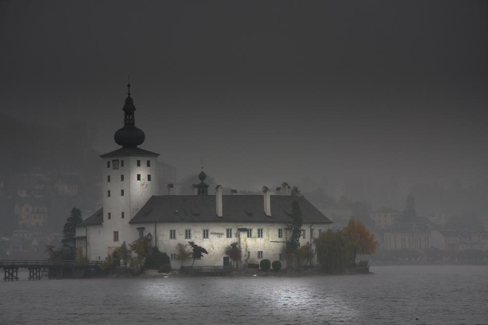 Schloß Ort bei Gmunden