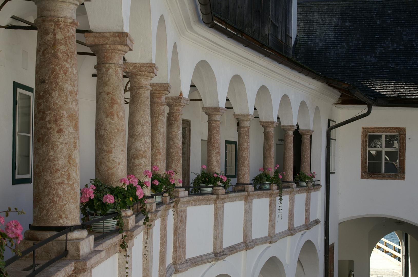 Schloß Ort in Gmunden