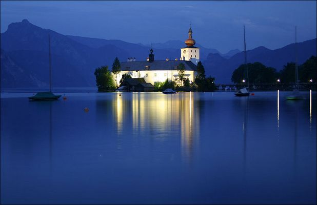 Schloss Orth im Traunsee