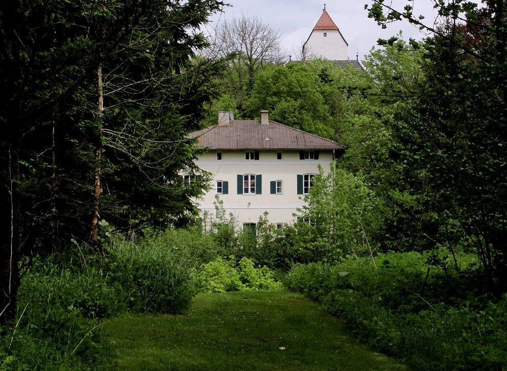 Schloss . Park