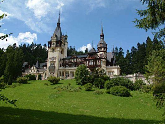 Schloß Peles / Peles castle