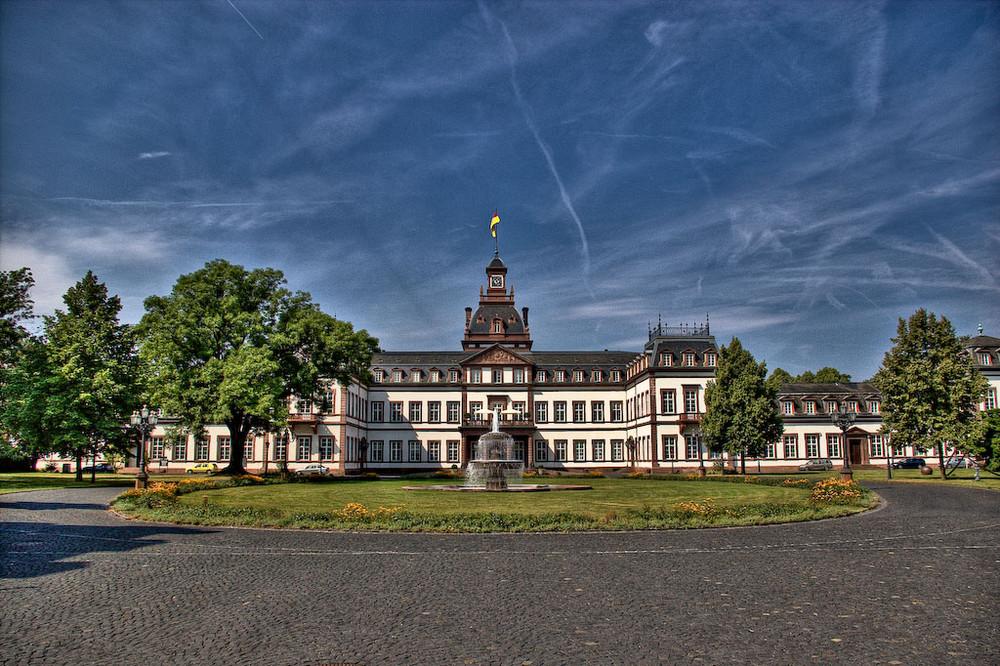 Schloss Philippsruh in Hanau