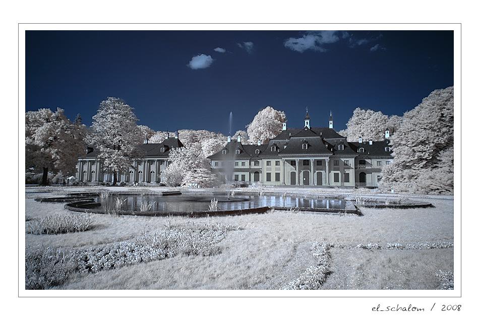 Schloss Pillnitz...