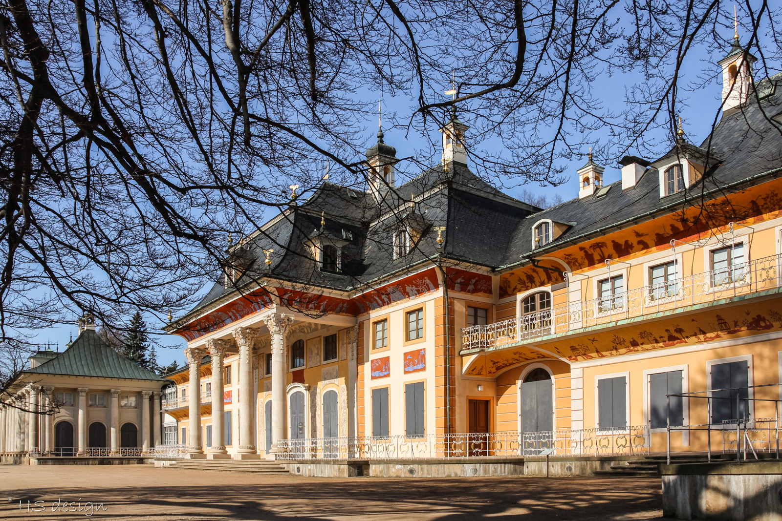 -- Schloss Pillnitz --