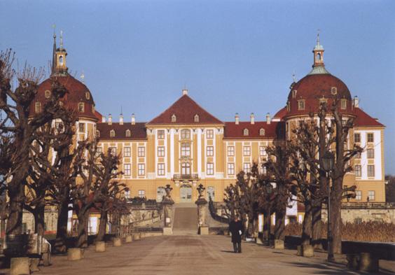 Schloß Pillnitz, Dresden