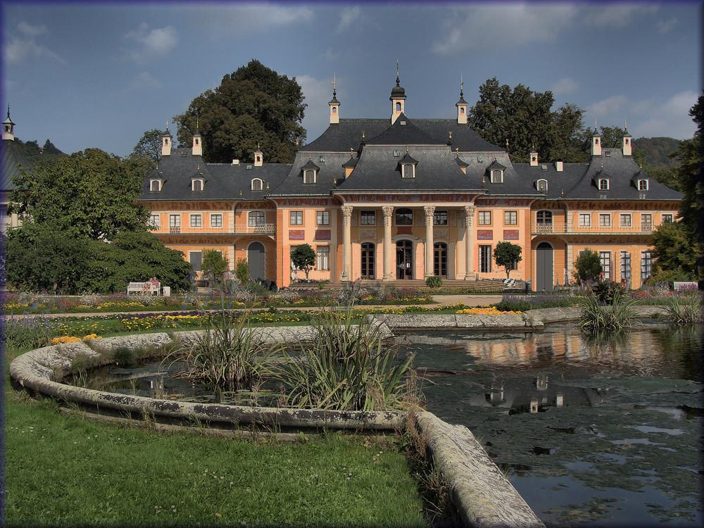 Schloss Pillnitz HDR