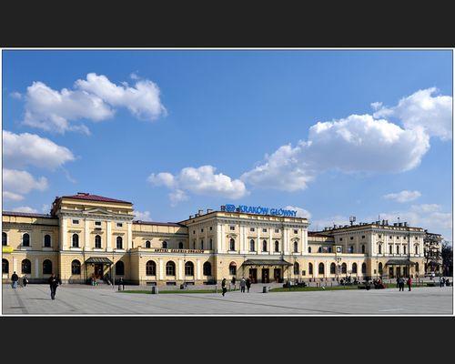 Schloss Polskie Koleje Panstwowe