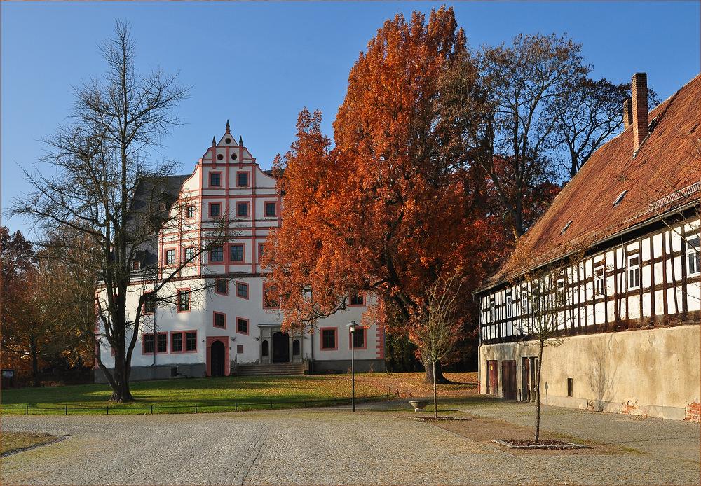 Schloss Ponitz...........
