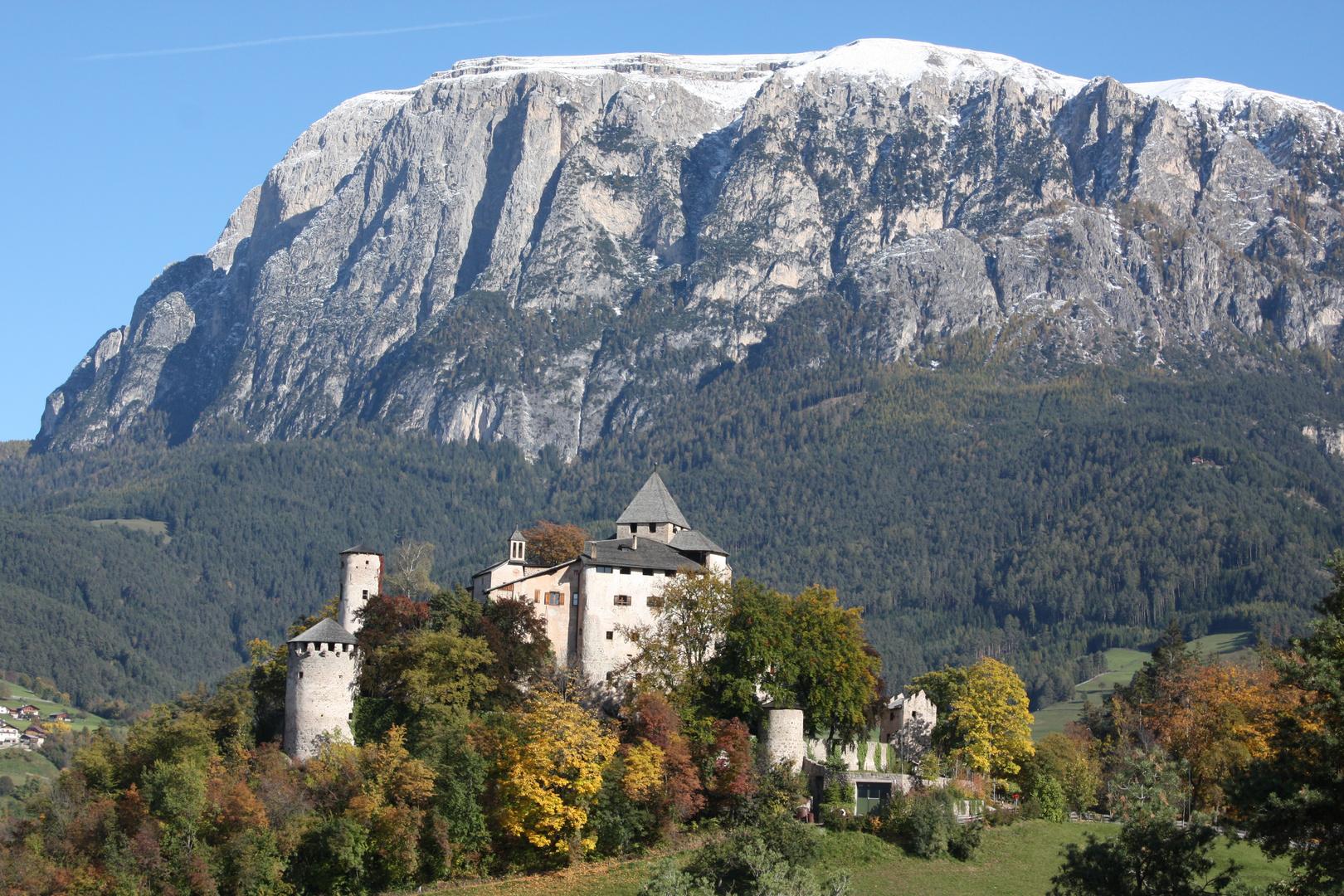 Schloß Prösel in Südtirol
