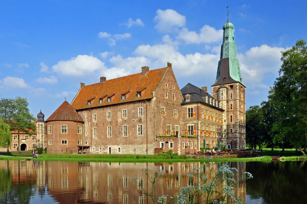 Schloss Raesfeld 1