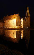 Schloss Raesfeld bei Nacht