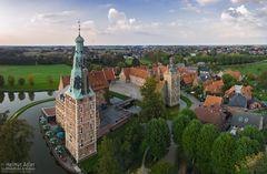 « Schloss Raesfeld von oben »
