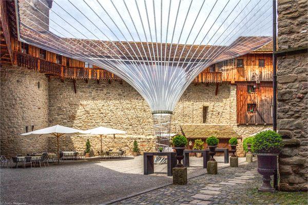 Schloss Rapperswil SG - Innenhof