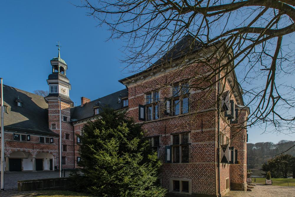 Schloss Reinbek 1