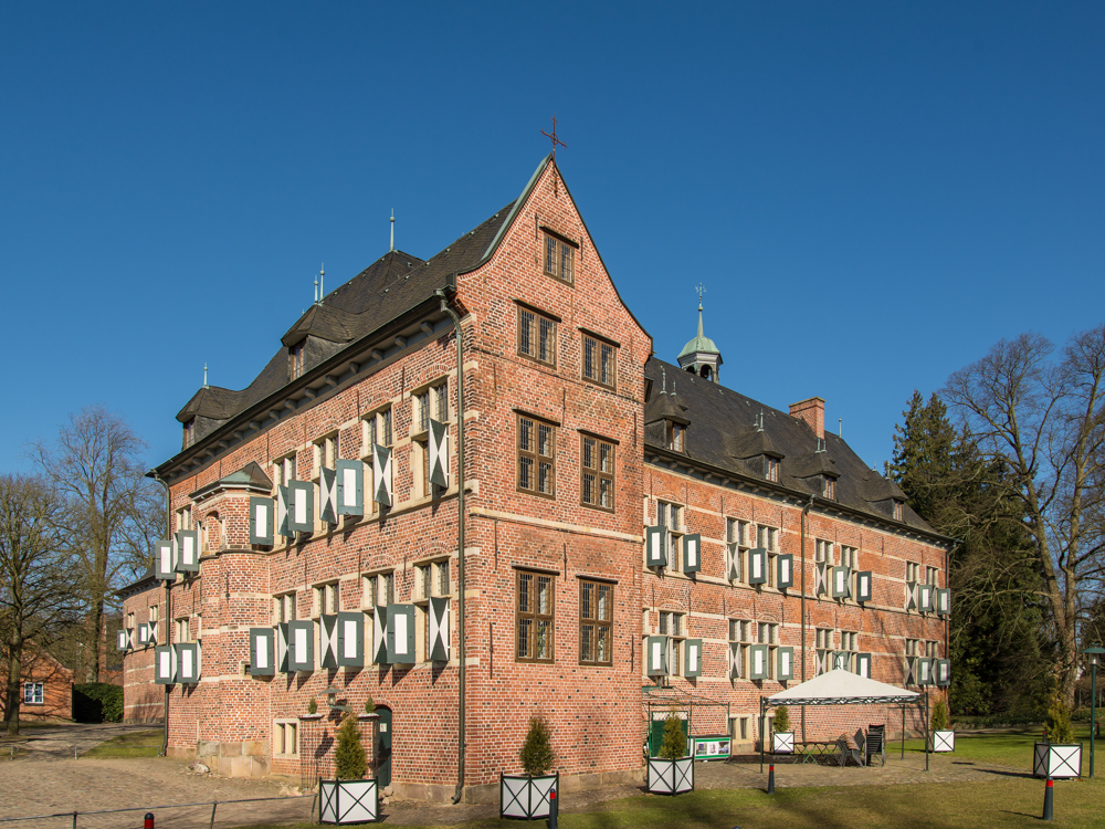 Schloss Reinbek 3