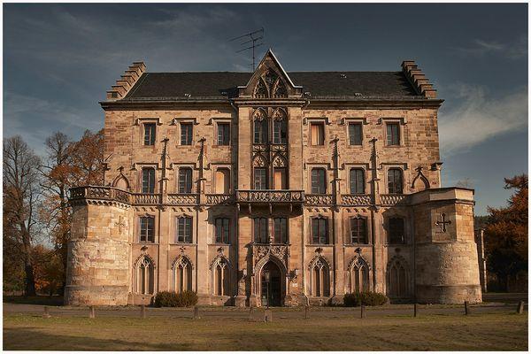 Schloss Reinhardsbrunn / Friedrichroda