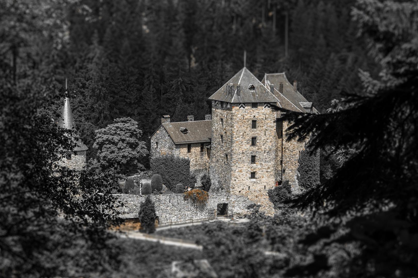 Schloss Reinharstein in Belgien