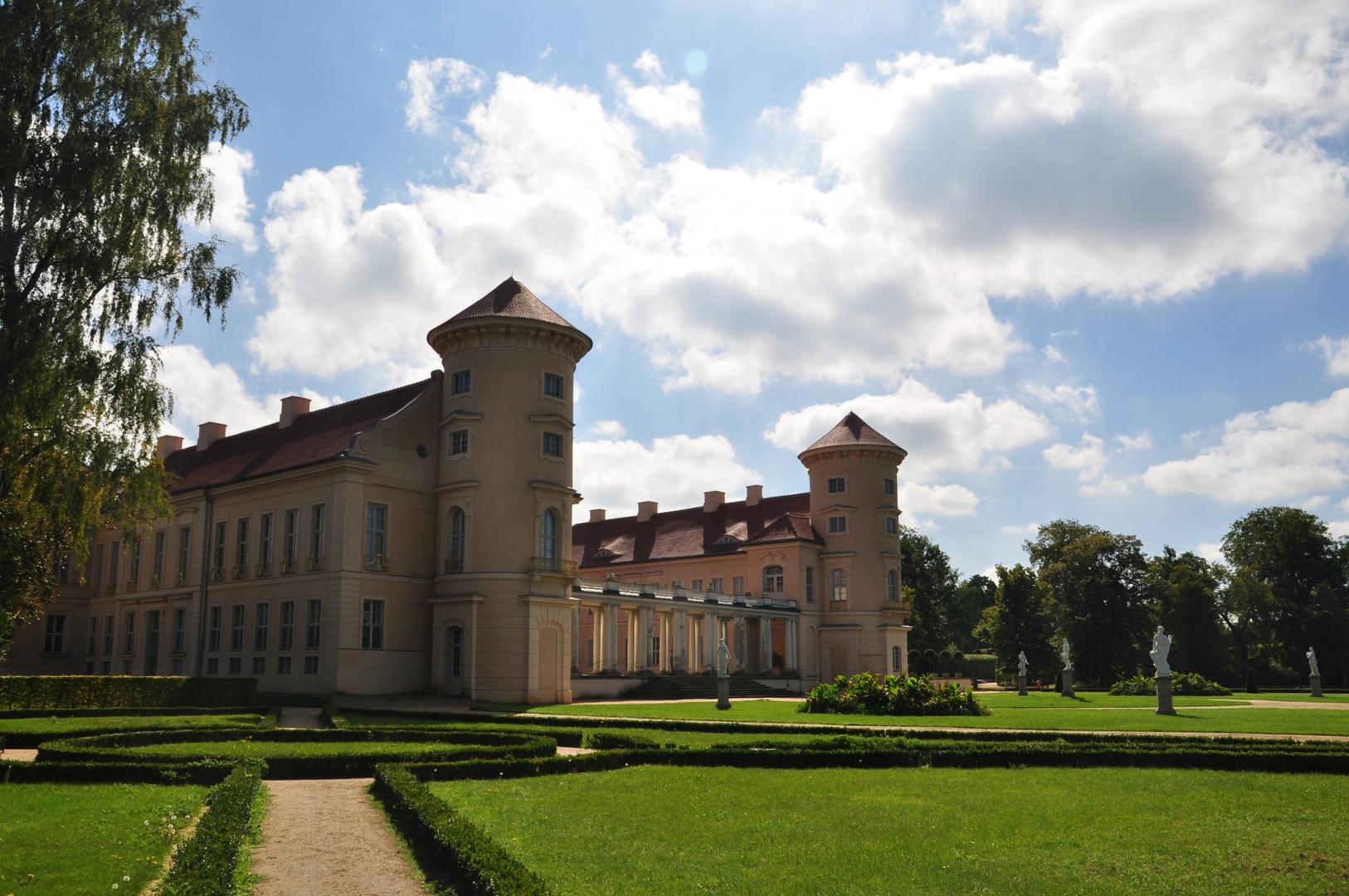 Schloss Rheinsberg 5