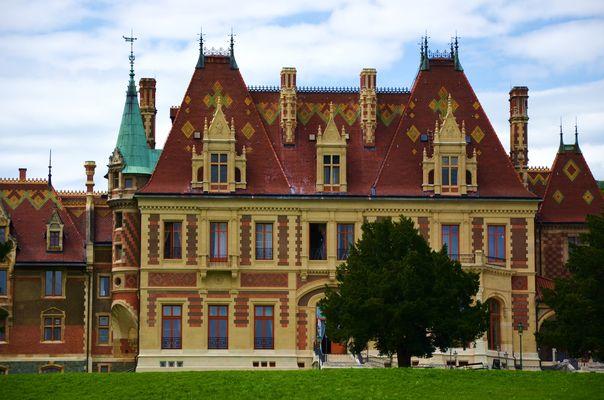 Schloss Rothschild HDR Aufnahme