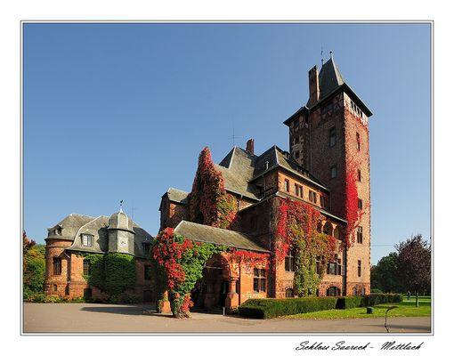 Schloss Saareck Mettlach