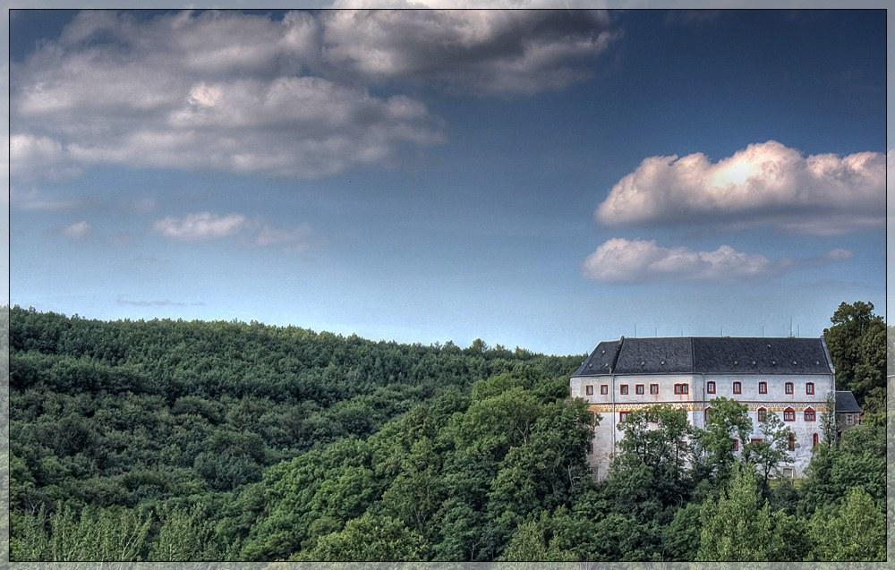 Schloss Sachsenburg