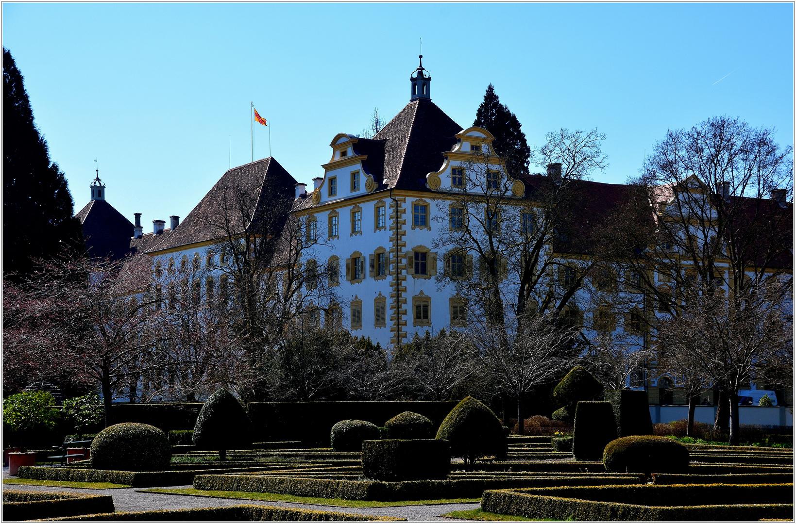Schloss Salem -Bodensee (1)