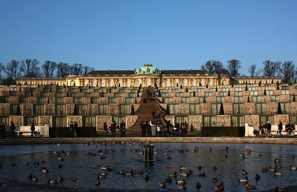 Schloss Sans-Souci 3