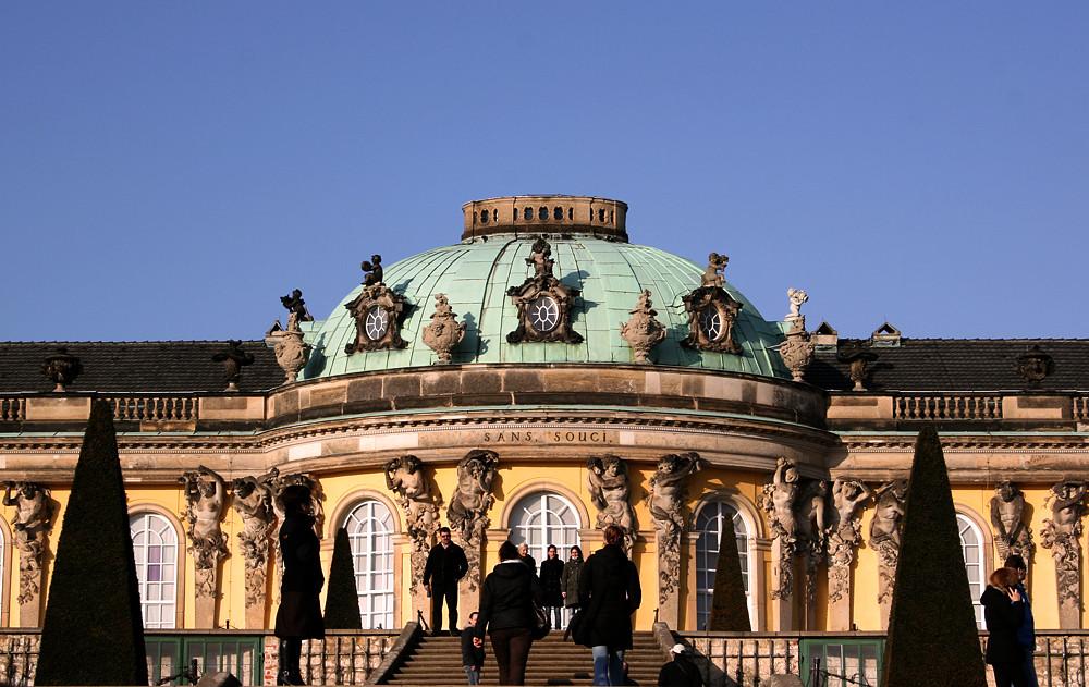 Schloss Sans-Souci