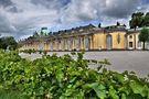 """Schloss Sanssouci (französisch sans souci """"ohne Sorge"""")........... von Manfred Altgott"""