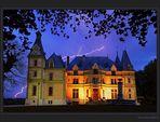 Schloss Schadau unter Strom!
