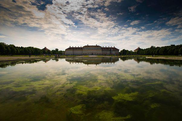 Schloss Schleißheim--kein Scheiß!
