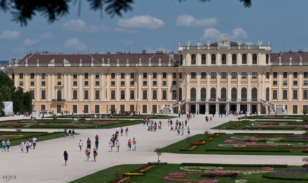 Schloss Schönbrunn - Park 2