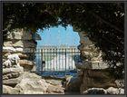 Schloss Schönbrunn - Wasserschleier vom Neptunbrunnen