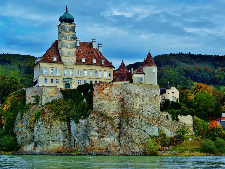 Schloss Schönbühl in der Wachau (Österreich)
