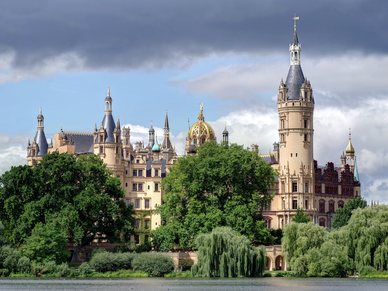 Schloss Schwerin Foto & Bild   world, sommer, schloss Bilder auf ...