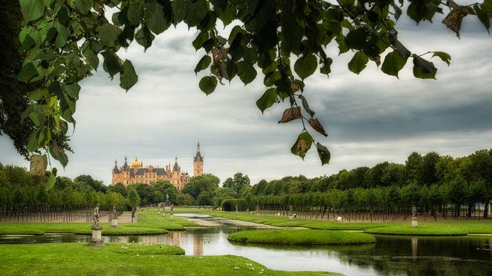 Schloss Schwerin... #09 - im Park