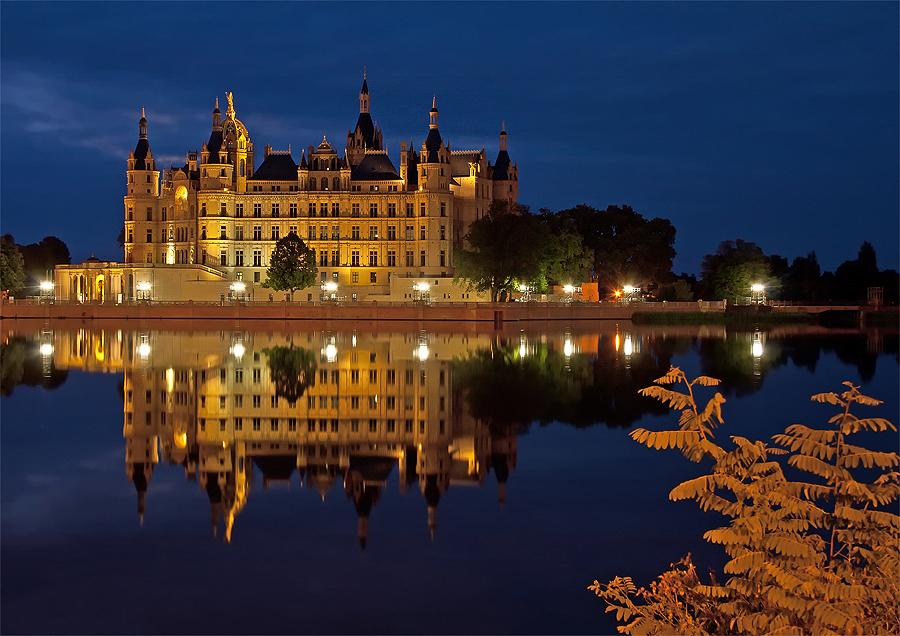 Schloß Schwerin 1
