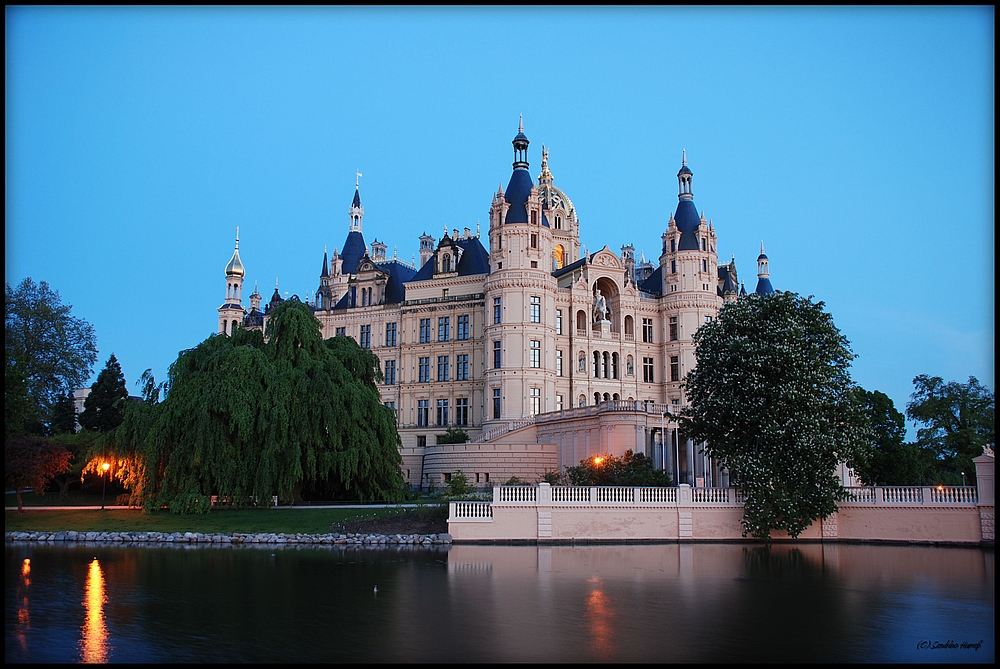 Schloss Schwerin 4