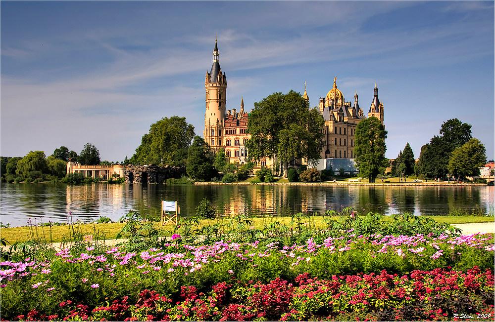 Schloss Schwerin & BUGA