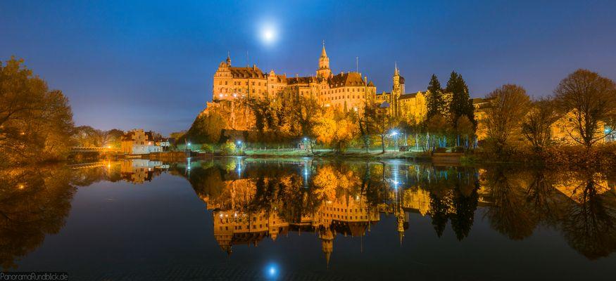 Schloss Sigmaringen an der Donau | Baden Württemberg