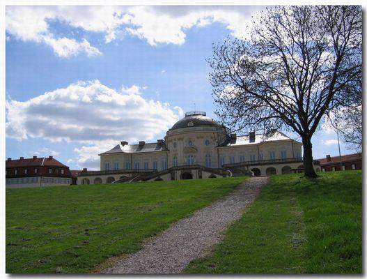 Schloss Solitude (bei Stuttgart)