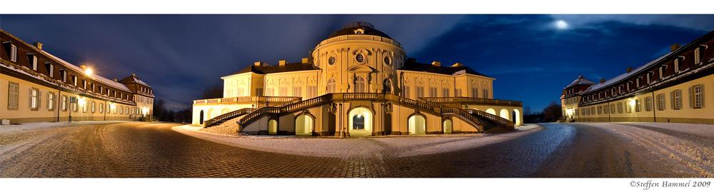 Schloss Solitude Pano- Preview