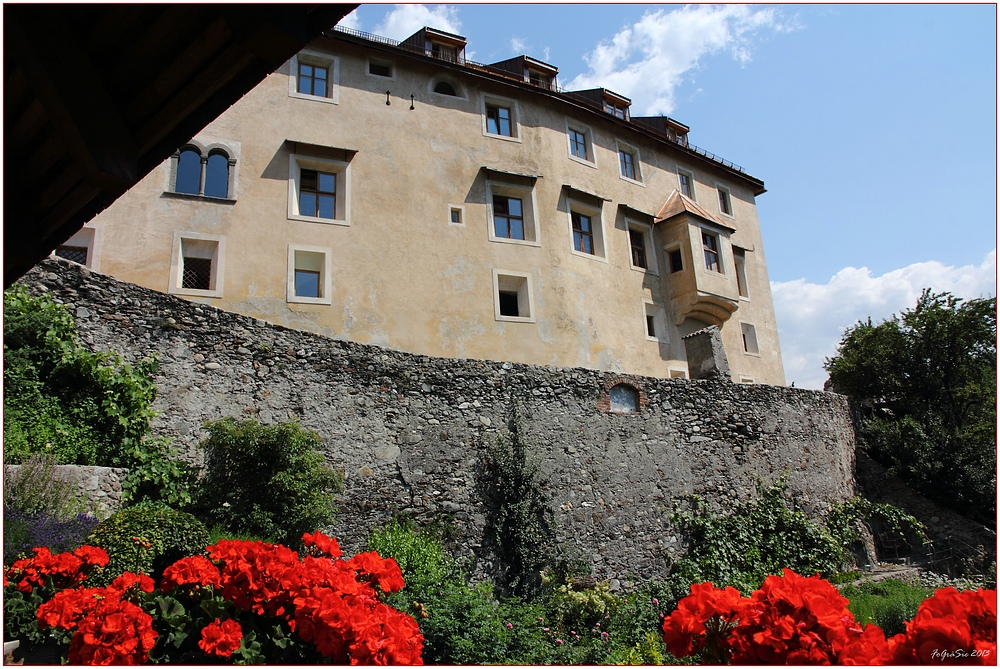 """""""Schloss Sonnenburg"""" (4)"""