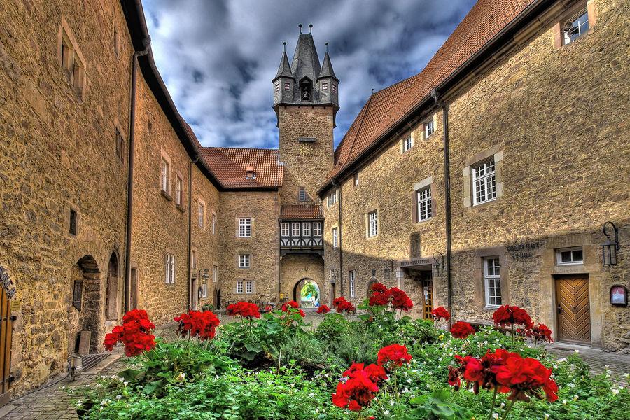 Schloss-Spangenberg