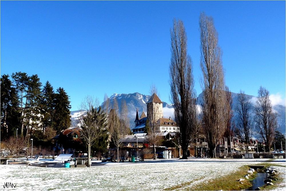Schloss Spiez