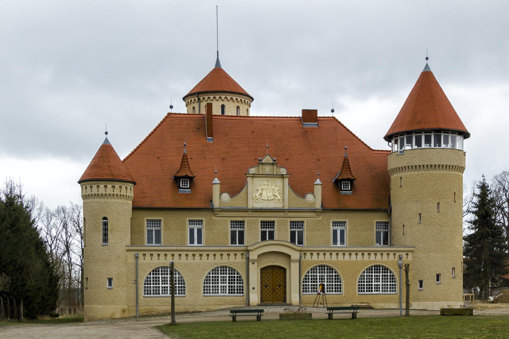 Schloß Stolpe auf Usedom