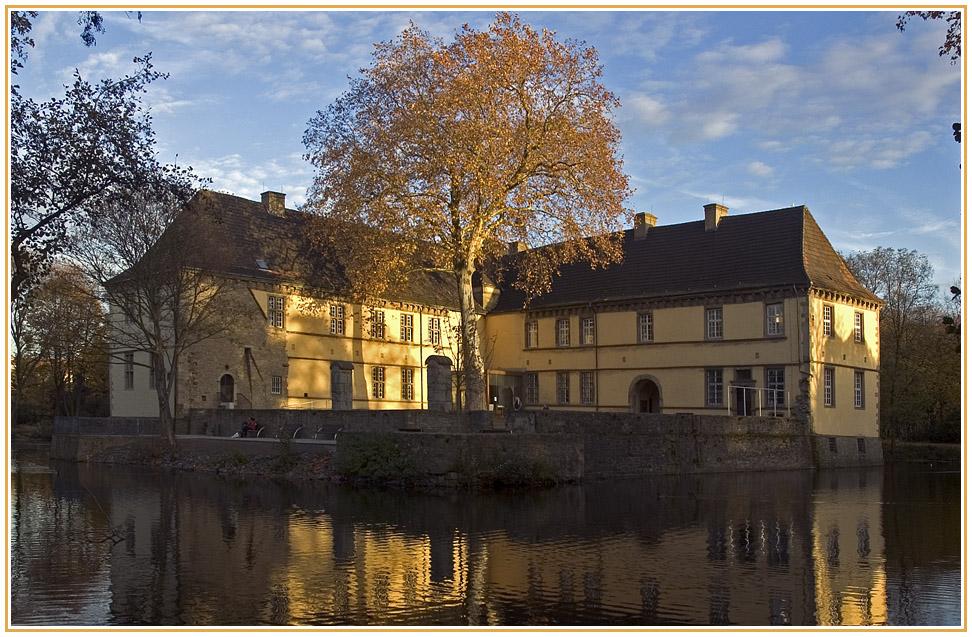 Schloss Strünkede Herne (2)